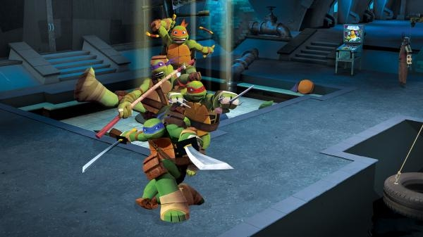 Želvy ninja  III