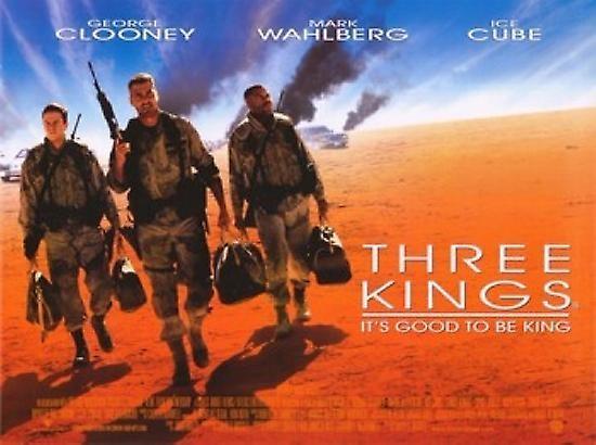 Film Tři králové