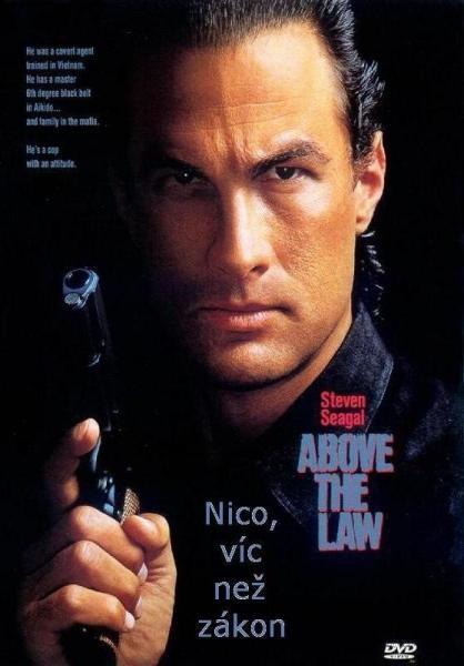 Nico - víc než zákon