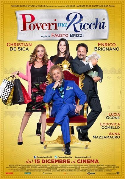 Film Bohatství chudých