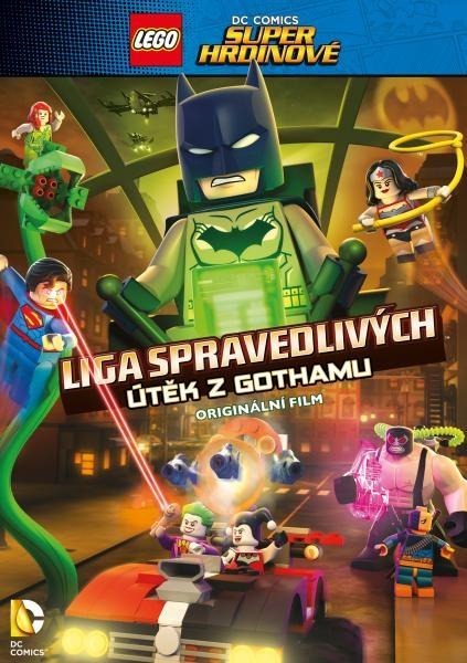 Film Liga spravedlnosti: Vzpoura v Gotham City