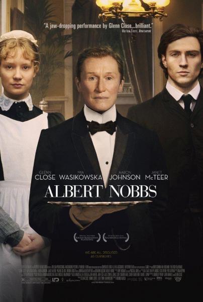 Film Albert Nobbs