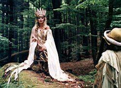 Královny kouzelného lesa