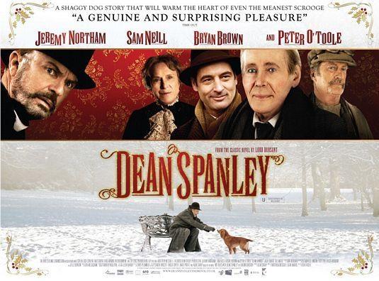 Film Děkan Spanley