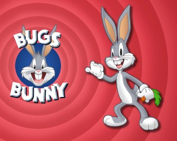 Zajac Bugs a priatelia