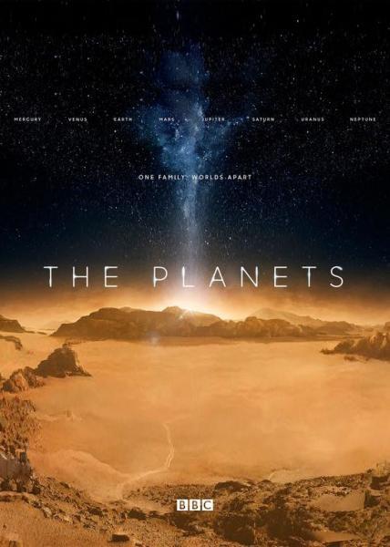 Planety: Nové obzory