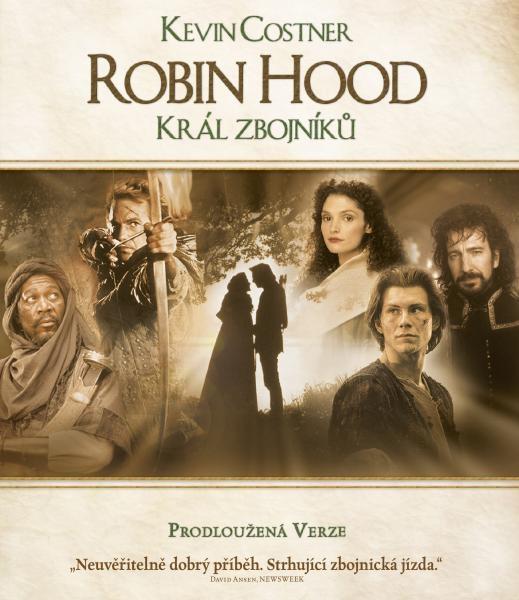 Film Robin Hood - Kráľ zbojníkov