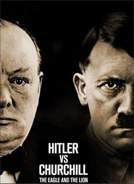 Hitler versus Churchill