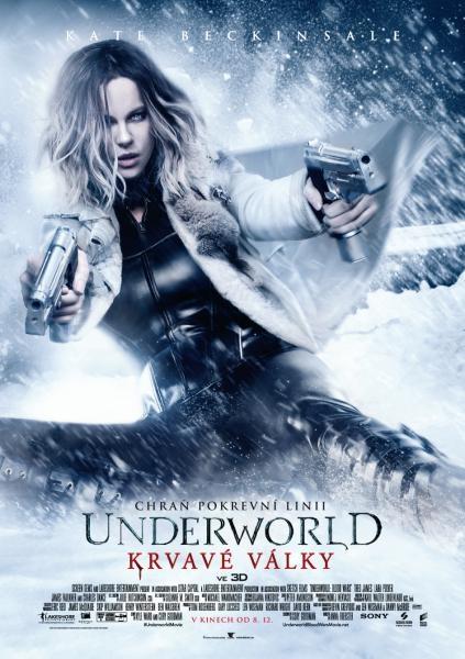 Film Underworld: Krvavé Války