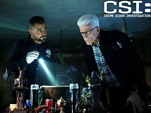CSI: Kryminalne zagadki Las Vegas  XV (4)
