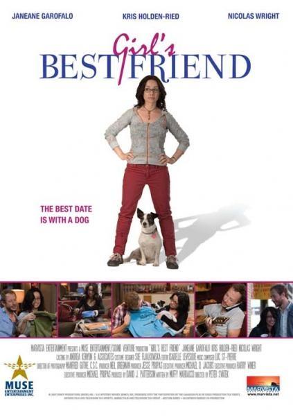 Film Dívka a pes