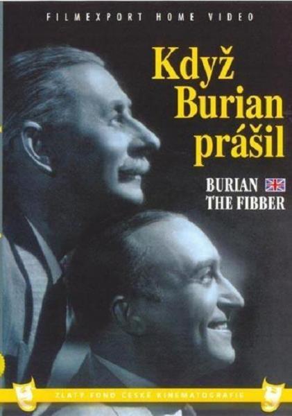 Když Burian prášil