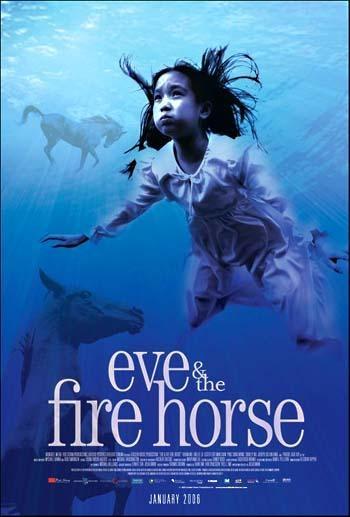 Eva a ohnivý kůň