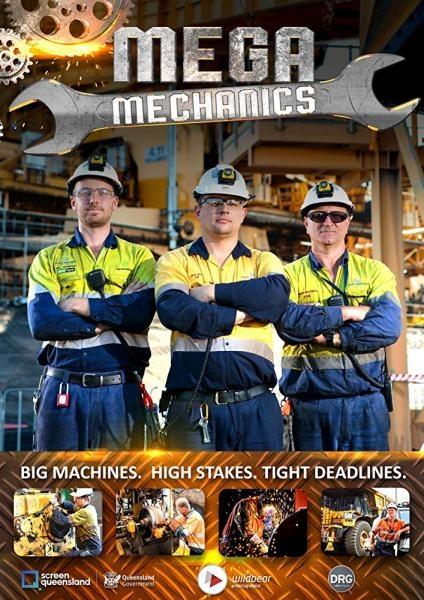 Dokument Mechanici obřích strojů