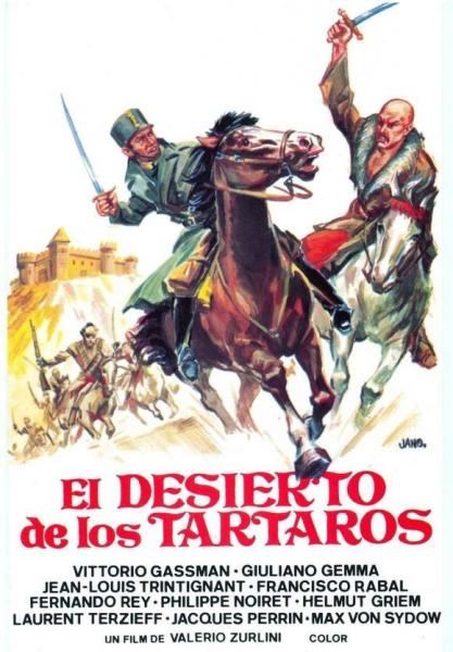 Film Tatarská poušť