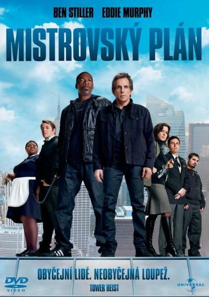 Film Mistrovský plán