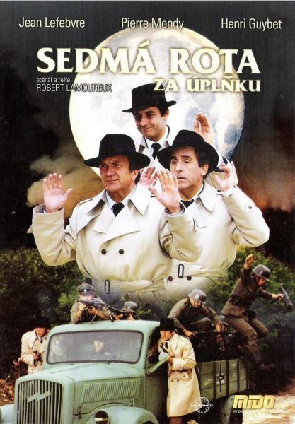 Film Siedma rota za úplnku