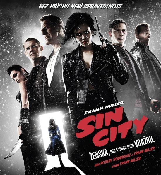 Sin City: Dáma, pre ktorú by som vraždil
