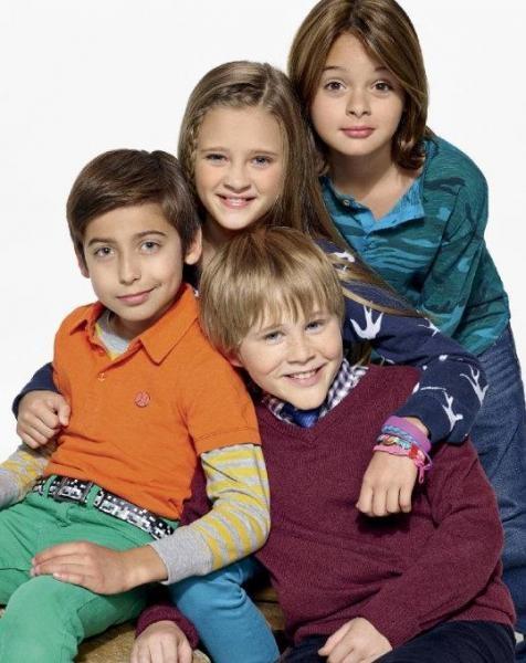 Nicky, Ricky, Dicky & Dawn  II (12)