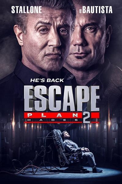 Film Plán útěku 2