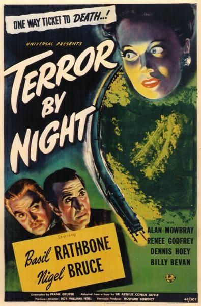 Film Strach v nočním vlaku