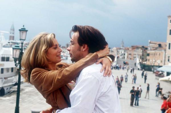 Seriál Utta Danella: Láska v Benátkách