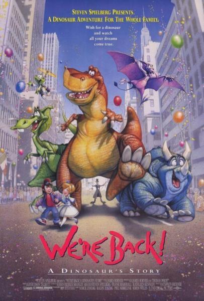 Příběh dinosaura