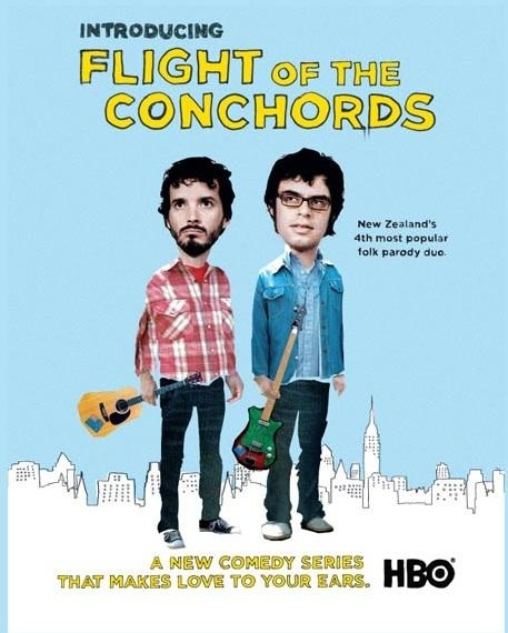 Flight of the Conchords: Živě z Londýna