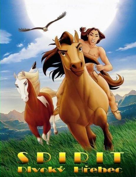 Spirit: Divoký žrebec