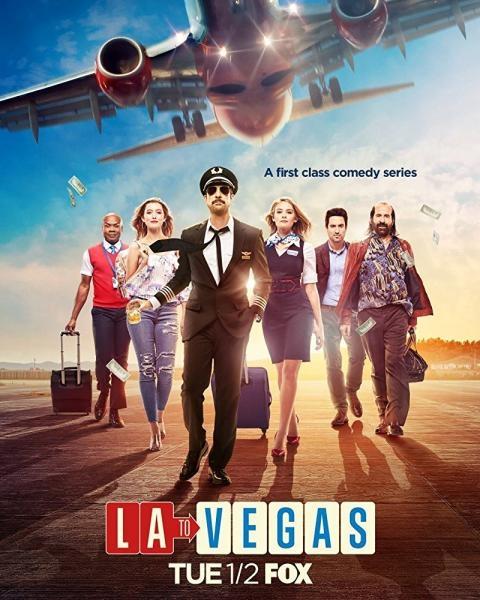 Seriál Z La do Vegas