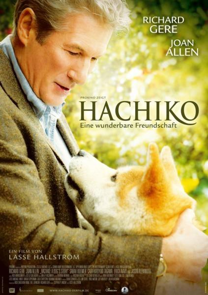 Film Hačikó - příběh psa