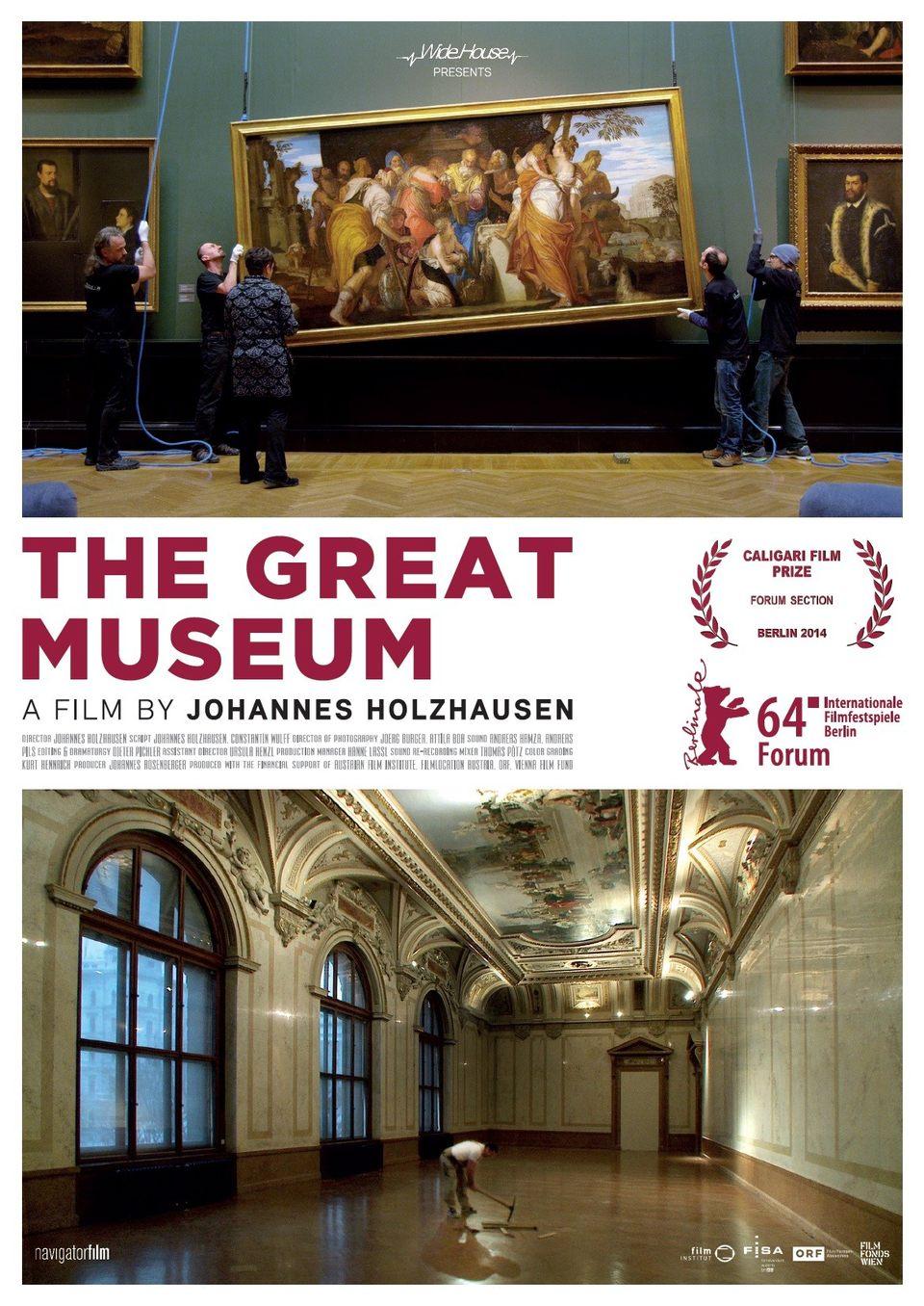 Documentary Velkolepé muzeum
