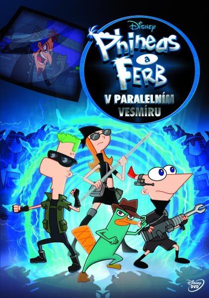 Phineas a Ferb v paralelním vesmíru