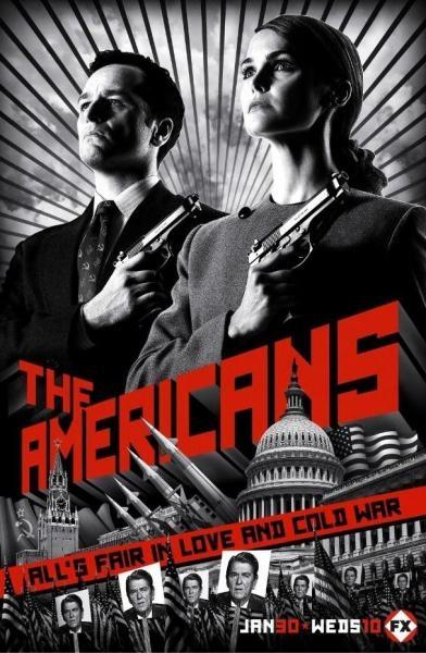 Seriál Zawód: Amerykanin