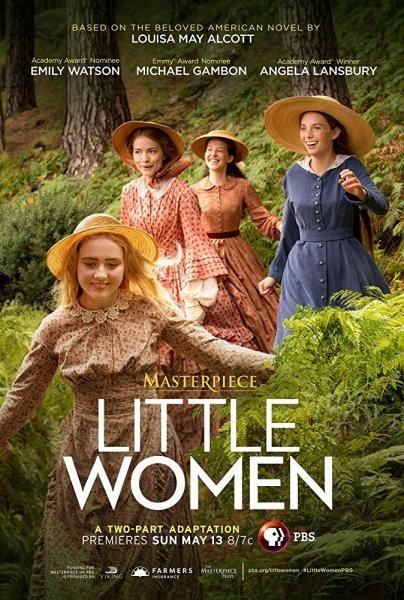 Seriál Małe kobietki