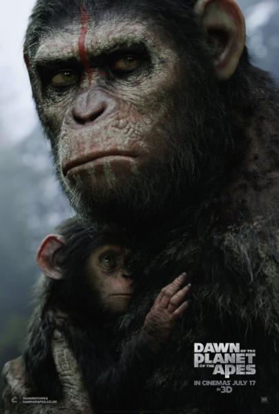 Úsvit planéty opíc
