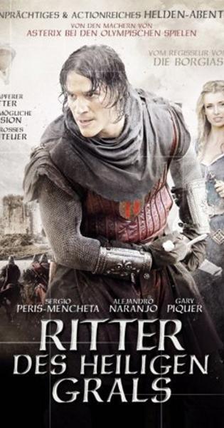 Film Kapitán Trueno a Svatý grál