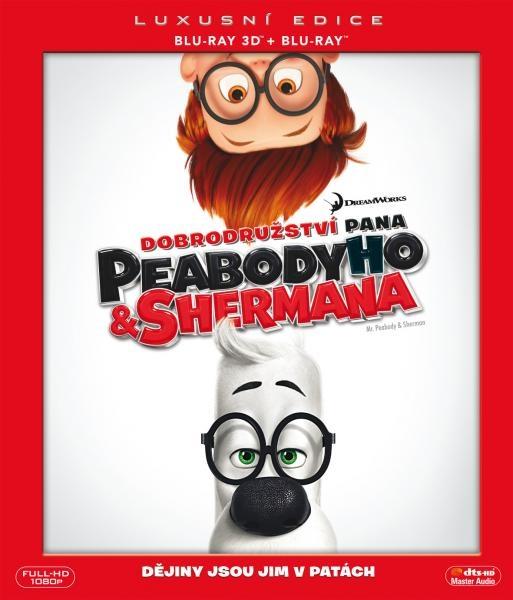 Film Dobrodružství pana Peabodyho a Shermana