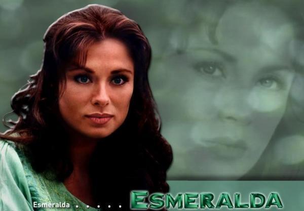 Seriál Esmeralda