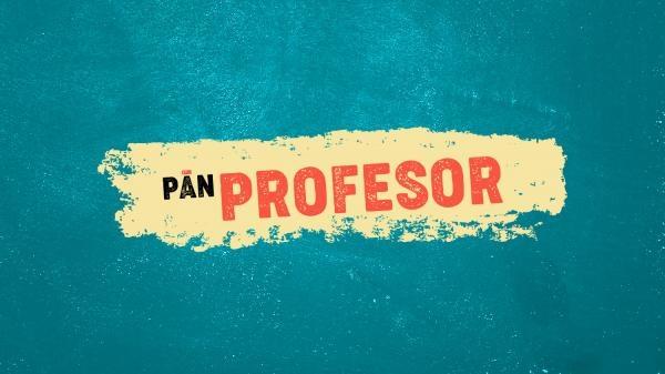 Pán profesor