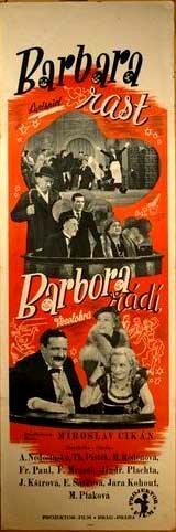 Film Barbora řádí