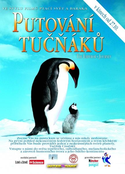 Putovanie tučniakov