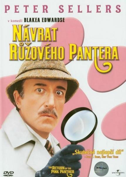 Film Návrat Růžového pantera