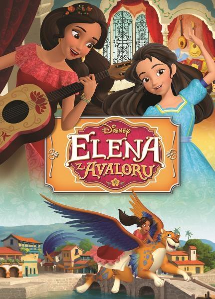 Elena a tajemství Avaloru