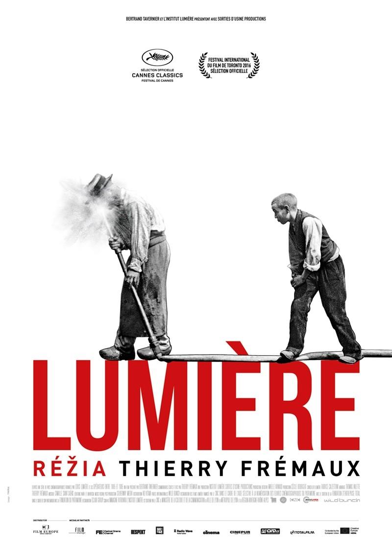 Documentary Bratři Lumiérové