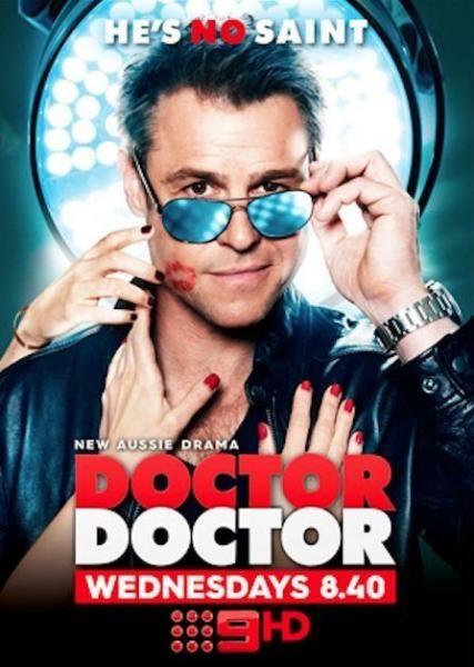 Seriál Doktor srdcař