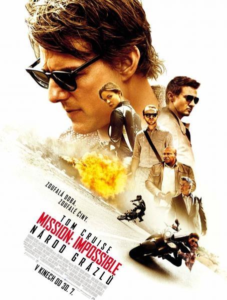 Film Mission: Impossible - Národ grázlů