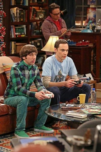 The Big Bang Theory  VI (18)