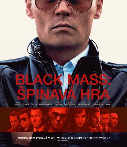 Film Black Mass: Špinavá hra