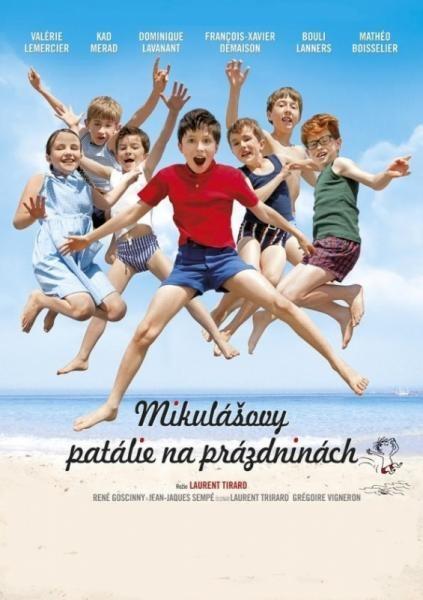 Mikulášovy patálie na prázdninách